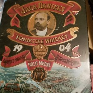 Jack Daniels  Collectable Tin